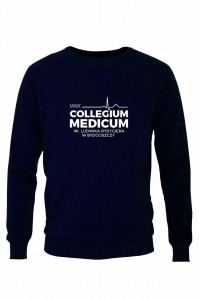 Crewneck sweatshirt Collegium Medicum (many colours)